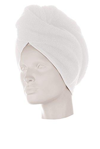 Möve Homewear Turban aus 100 % Baumwolle, snow