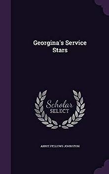 Hardcover Georgina's Service Stars Book