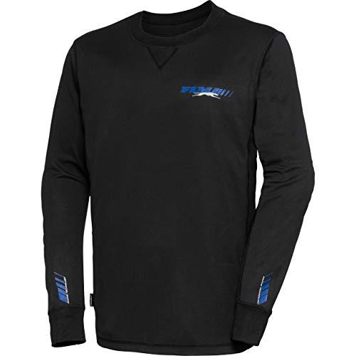 FLM Funktionsshirt, Shirt, Langarmshirt Funktionsshirt Langarm mit Coolmax 1.0 schwarz XL, Herren, Multipurpose, Ganzjährig, Textil