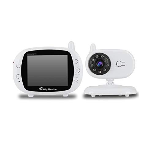 3,5 pouces vidéo HD sans fil 2,4 GHz Baby Monitor Night Vision caméra de sécurité