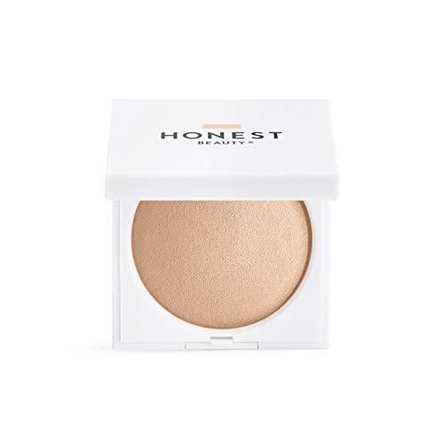 Honest Beauty Luminizing Glow Powder, Midnight Reflection   Talc Free, Paraben Free, Dermatologist Tested, Cruelty Free   0.35 oz.