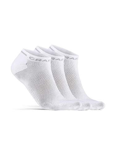 Craft Core Dry Shafless 3er Pack Socken, white, EU 40-42