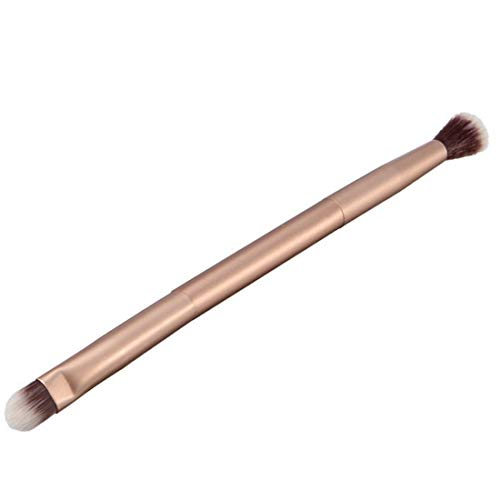Professionnel Pinceau, Pinceau Maquillage Eyeshadow Double Têtes Brosse Cheveux Soup