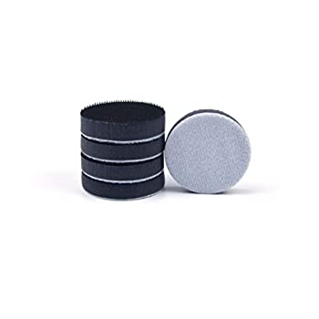 2 Inch  50mm  Hook and Loop Soft Foam Buffering Pad for 2  Sanding Pad 5 Pack