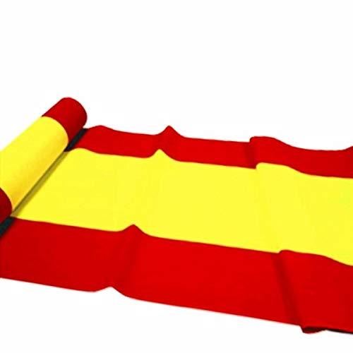 durabol Bandera de España Sin Escudo 500cm*90 cm Spain Banderas Larga