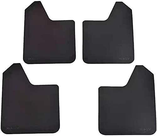 HCJGZ Guardabarros Delanteros Y Traseros Compatibles con Guardabarros De Coche, Adecuado para Mazda 2 3 6 Rx7 Cx-5 Cx 5 8 9 Juego De Protección Completa Juego De Protección contra Salpicaduras
