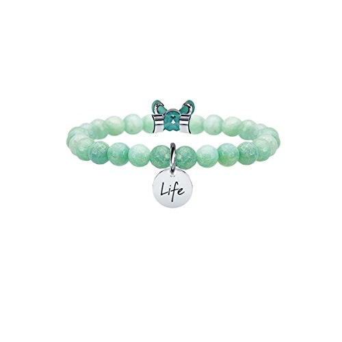 Bracciale Kidult Amazzonite Symbols Life Collection Ref. 731158