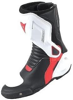 Dainese Nexus Boots Black/White/Lava-Red Euro 44