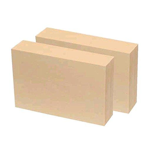 CORVUS a600567–tallar Bloque 107x 150x 44mm, 2Unidades