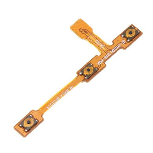 MERIGLARE Cable Conector de Botón de Encendido/Volumen para Tab 3