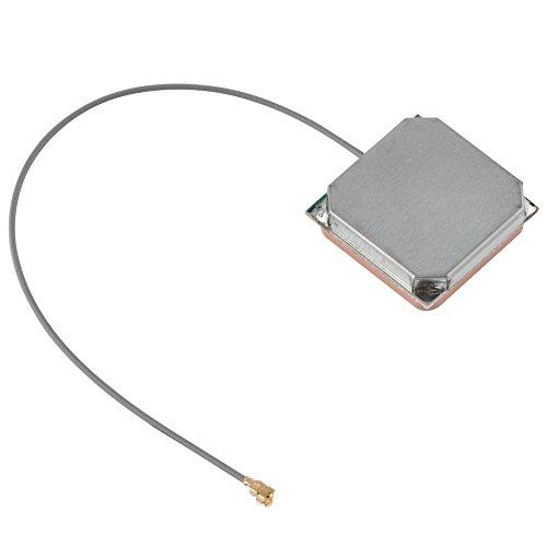 Mugast GPS-antenne, duurzaam, drukbestendig, antenneversterker, 14 cm, keramische kabel met UFL-interface, eenvoudig te installeren, geschikt voor meer, timing en navigatie