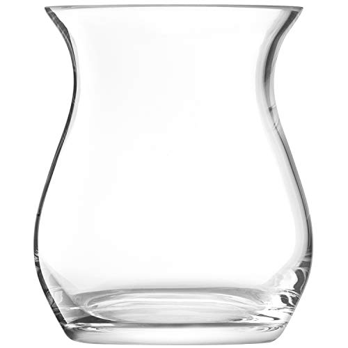LSA International G1544-23-301 Flower Vase, glas, durchsichtig