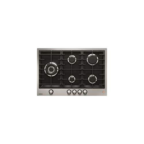 De Dietrich dpe7729 x f intégré dessus de gaz noir, acier inoxydable plaque – Plaque (intégré, dessus de gaz, émaillé, noir, acier inoxydable, fonte, 1000 W)