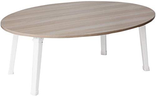Coffee Table LHY- Computer tafel Ovale tafel laptop tafel slaapkamer bed tafel Hoge tafel Multifunctionele Small Desk Non-slip