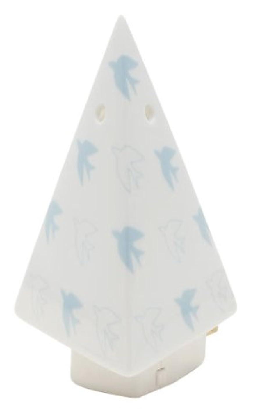 コカイン生産性クレデンシャルフリート flapflap 三角ミニライト ブルー
