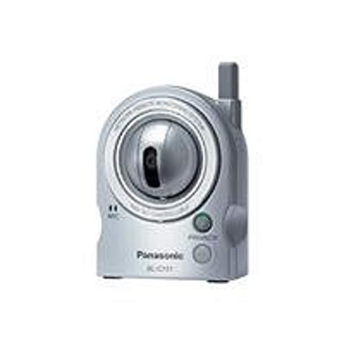 Panasonic BL-C131CE Indoor WLAN IP-CAM,Schwenk-Neigefunktion,MPEG4,10fach dig. Zoom,Farbnachtsicht 3Lux,IPv6,IPv4,Bewegungsmelder