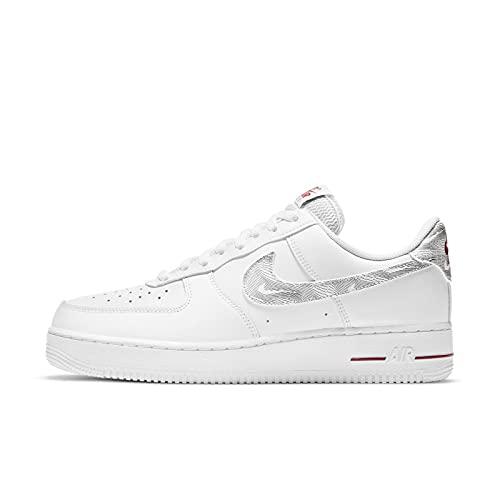 Nike Zapatillas deportivas, Color blanco., 41 EU