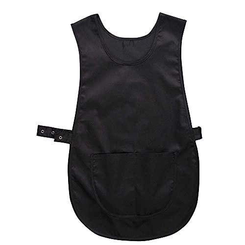 Portwest Portwest Überwurfschürze mit Tasche, Farbe: Schwarz, Größe: S/M, S843BKRS/M