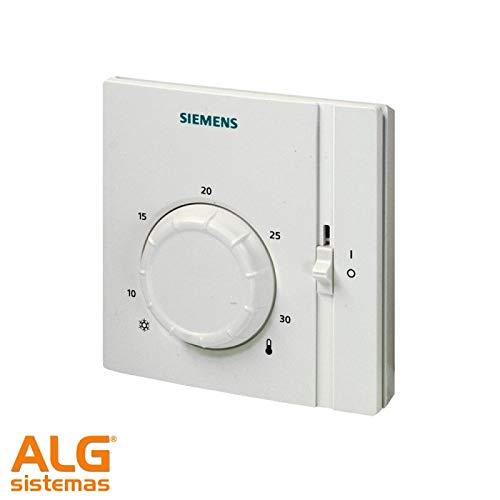 Termostato Siemens ambiente frío/calor RAA41