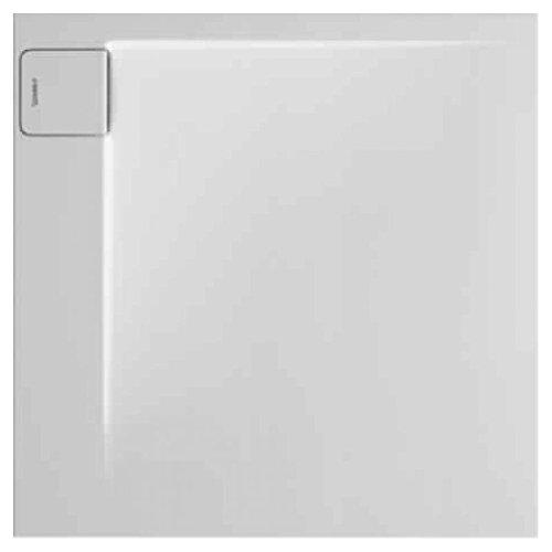 Duravit Duschwanne P3 Comforts 900x900x47mm Quadrat, Ecke links, weiß, 720153000000000