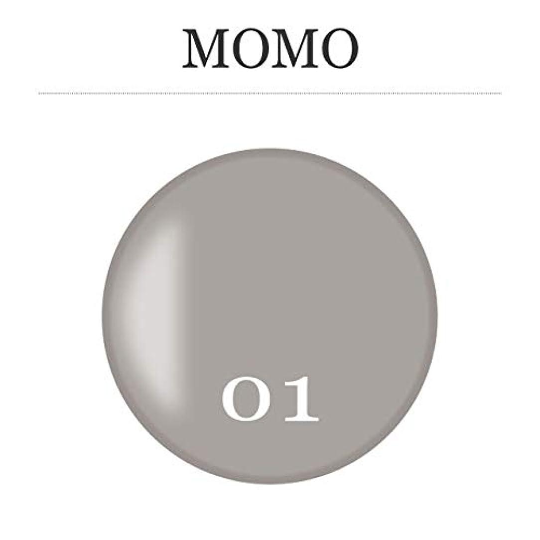 距離ファイアル大邸宅カラージェル MOMO-01 by nail for all