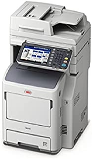 OKI MB760 - A4, Laser, 4 in 1 Mono printer , Duplex , Network