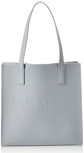 Ted Baker Damen SEACON Icon Tasche, LT-GREY, One Size