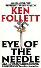 Eye of the Needle Publisher: Avon