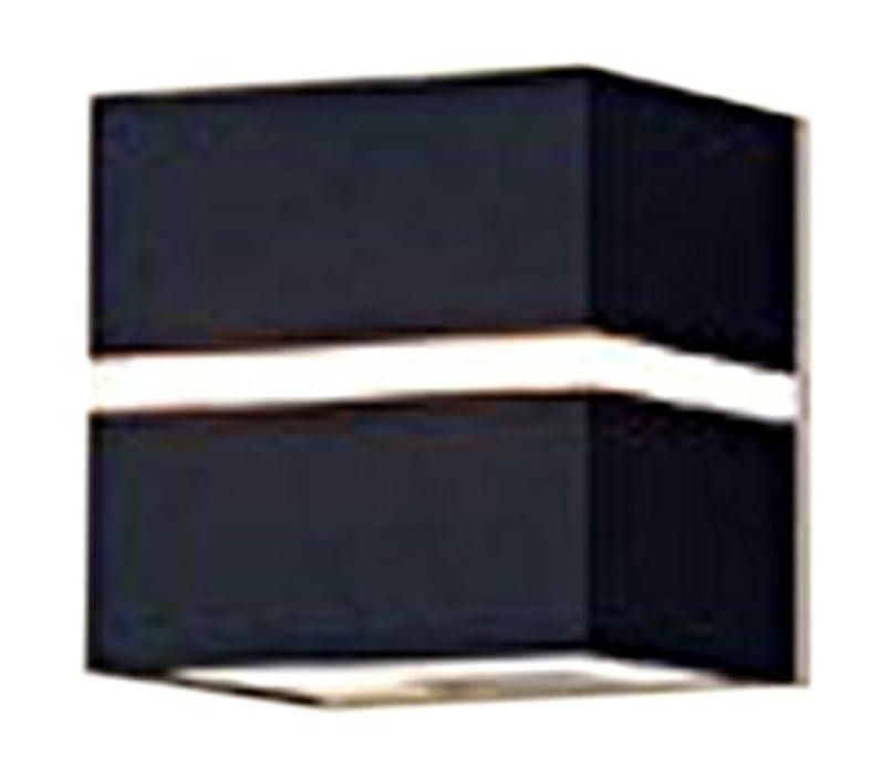ウェイド受動的特にパナソニック(Panasonic) LEDポーチライト(直付タイプ)電球色(オフブラック) LSEW4020LE1