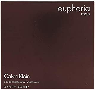 Perfume Men Euphoria 100ml Edt Masculino Calvin Klein