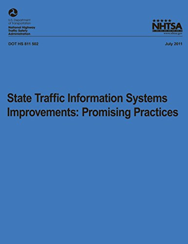 State Traffic Information Systems Improvements: Promising Practices (NHTSA Technical Report DOT HS 8