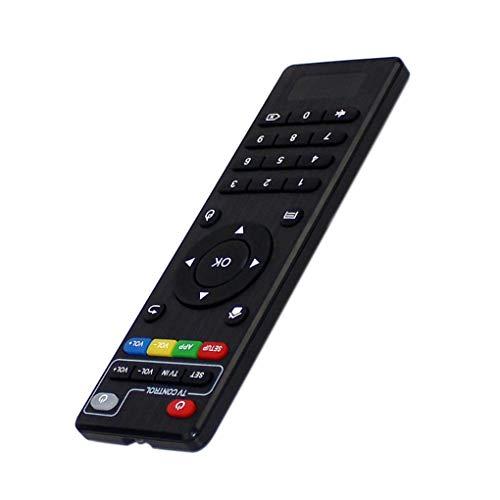 Guangcailun Reemplazo para MXQ-4K MXQ TX3 T9 X96 TV Box Mando a Distancia de TV Caja de Control Remoto