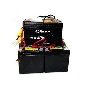 Razor Genuine Battery Dirt Rocket MX500 & MX650 V1+