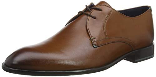 Ted Baker Sumpsa, Zapatos de Cordones Derby Hombre, Marrón (Tan Tan), 46 EU