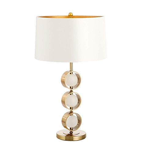 LLYU Design Modern en minimalistisch tafellamp in marmer nieuwe Chinese stijl slaapkamer woonkamer metaal tafellamp decoratief