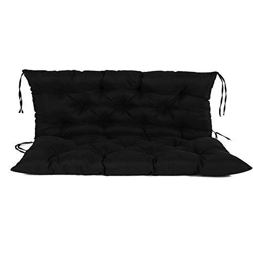 winnerruby Patio De Banc De Jardin   Banc Intérieur D'extérieur Swing Cushion Bench   Confortable Et Durable   Coussin pour Bancs D'extérieur Inclinables