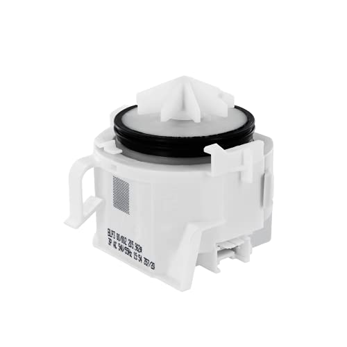 DL-pro Ablaufpumpe Laugenpumpe für Bosch Siemens Neff 00611332 611332 Copreci BLP3 00/002 Pumpe für Silence Plus Ascenta Spülmaschine Geschirrspüler