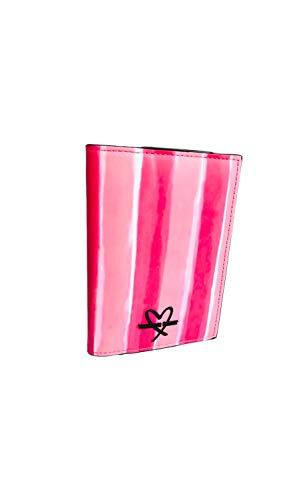 Porta Pasaporte Victoria's Secret Rayas Rosa