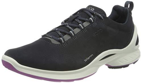 Ecco Damen BIOMFJUELW Sneaker, Blau (Navy 2058), 38 EU