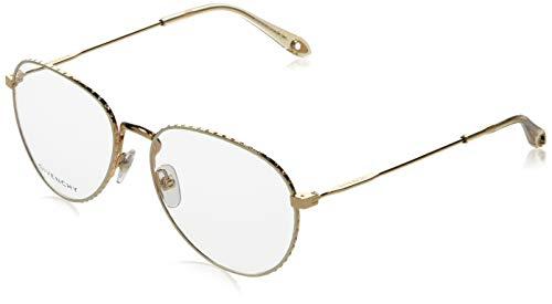 Eyeglasses Givenchy GV 0071 084E Gold Beige / 00 Demo Lens