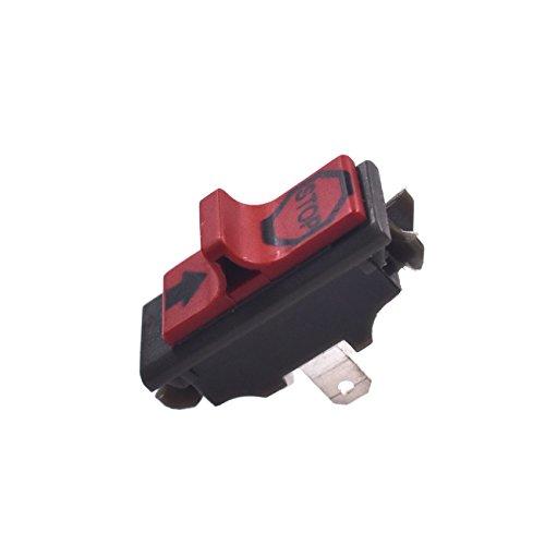 JRL Interrupteur d'arrêt de moteur de tronçonneuse à gaz pour Husqvarna 365 371 372