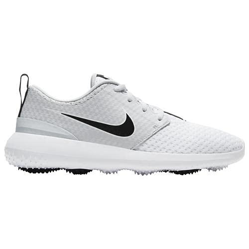 [ナイキ] レディース シューズ ローシ G ゴルフ シュー Women's Shoes Roshe G Golf Shoe White Black Pure Platinum White/Black/Pure Platinum US6.5(23.5cm) [並行輸入品]