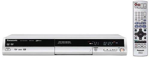 Panasonic DMR-ES10S DIGA Series DVD Recorder , Silver