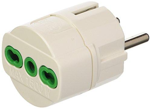 FANTON 81090 - Adaptador de Enchufe eléctrico -