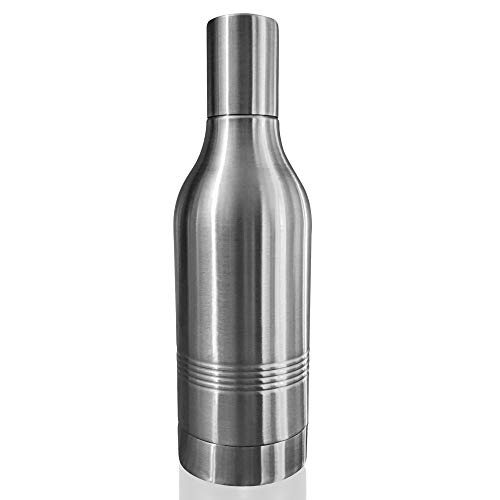 KUULii | SKINNY Insulated Wine & Liquor Bottle Thermos - Modern Double Wall Stainless Steel...