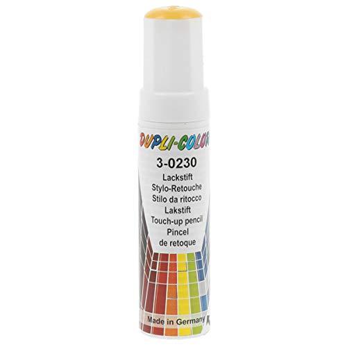 Dupli-Color 805233 Lackstift Auto-Color 3-0230 Uni 12ml, Yellow
