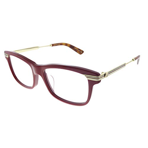 Gucci Damen-Brille GG0524O RED 52/17/140