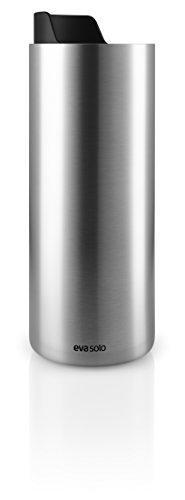 EVA SOLO   Urban To Go Cup   Schwarz   0,35l   Doppelwandige Vakuum Thermoflasche