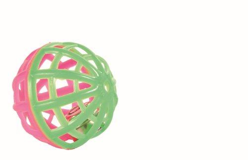 Balles de jeu, ø 3,5–4 cm, 3 Pcs pour chat