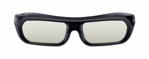 Sony TDG-BR250B Lunettes 3D pour TV Taille standard Noir